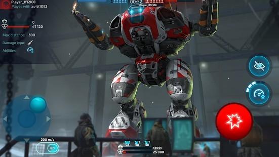 Robot Warfare Mermi Hileli MOD APK [v0.4.0] 4