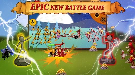 Stickman Battle 2021 Para Hileli MOD APK [v1.6.7] 1
