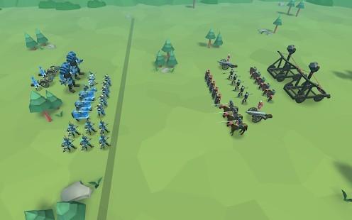 Epic Battle Simulator 2 Elmas Hileli MOD APK [v1.5.50] 5