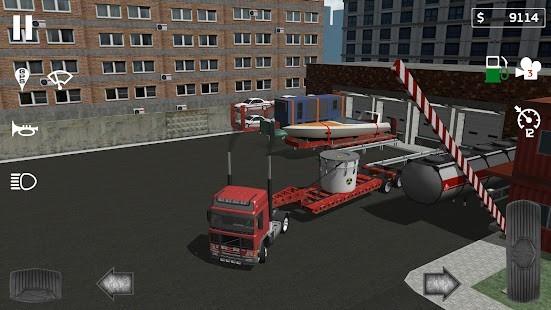 Cargo Transport Simulator Para Hilesi MOD APK [v1.15.3] 5
