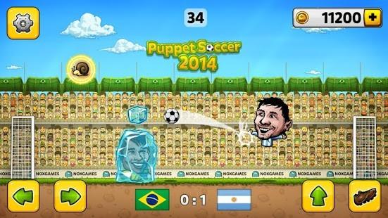 ⚽ Kukla Futbolu 2014 - Futbol Oyunu Para Hileli MOD APK [v3.0.4]⚽ 5