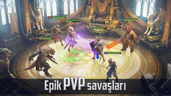 RAID Shadow Legends Savaş Hızı Hileli MOD APK [v4.10.1] 2