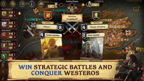 A Game of Thrones The Board Game Hilesiz Full APK [v0.9.4] 5