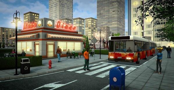 Bus Simulator PRO 2 Full Para Hileli MOD APK [v1.7] 3