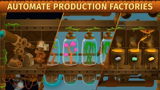 Deep Town Mining Factory Para Hileli MOD APK [v5.0.0] 2