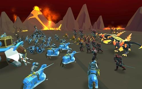 Epic Battle Simulator 2 Elmas Hileli MOD APK [v1.5.50] 2