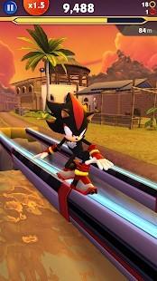 Sonic Dash 2 Para Hileli MOD APK [v2.5.0] 5
