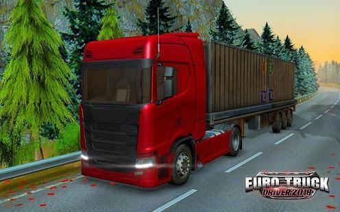 Euro Truck Driver 2018 Para Hileli MOD APK [v3.5] 6