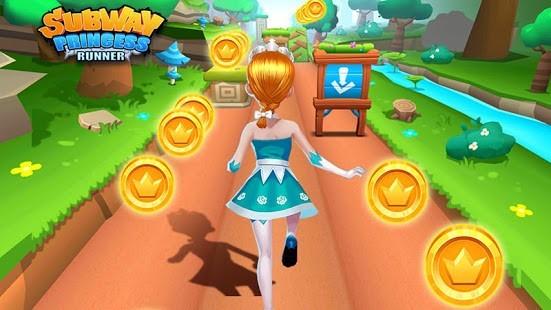 Subway Princess Runner Para Hileli MOD APK [v6.0.8] 1