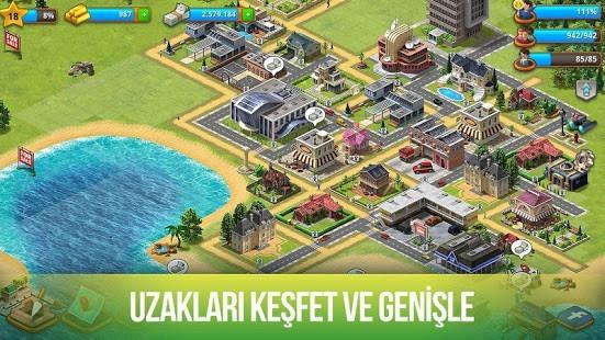 Paradise City Para Hileli MOD APK [v2.4.10] 3
