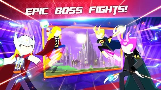 Super Stickman Heroes Fight Para Hileli MOD APK [v2.5] 3