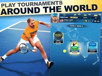TOP SEED Tennis Para Hileli MOD APK [v2.48.5] 1