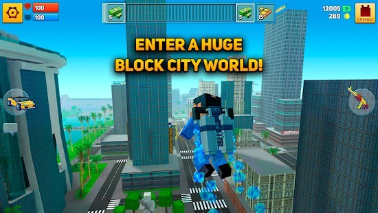 Block City Wars Para Hileli MOD APK [v7.2.2] 5