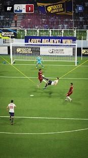 Soccer Super Star Vuruş Hileli MOD APK [v0.0.63] 5