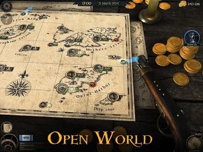 Tempest Pirate Action RPG Premium Para Hileli MOD APK [v1.5.2] 3