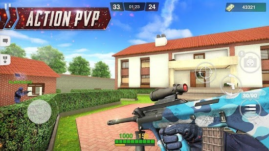 Special Ops PVP Savaş FPS Silah Online Oyunları v3.14 MOD APK 5