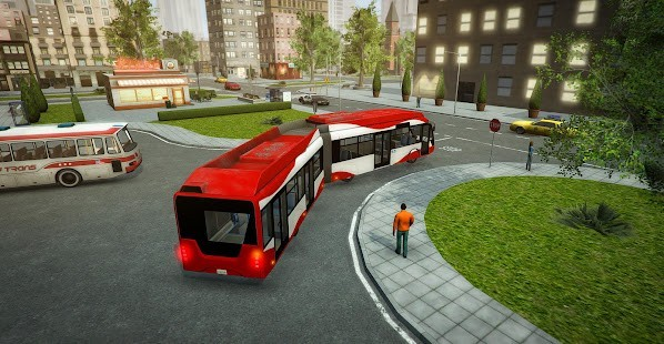 Bus Simulator PRO 2 Full Para Hileli MOD APK [v1.7] 1