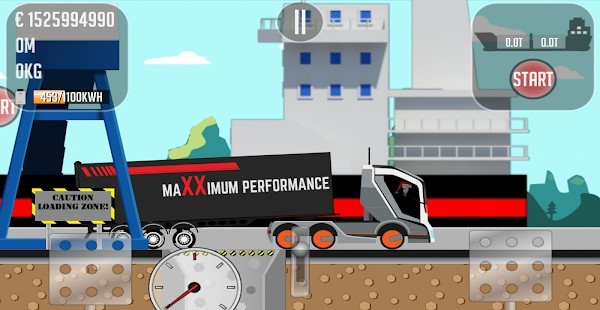 Trucker Joe Para Hileli MOD APK [v0.2.7] 1