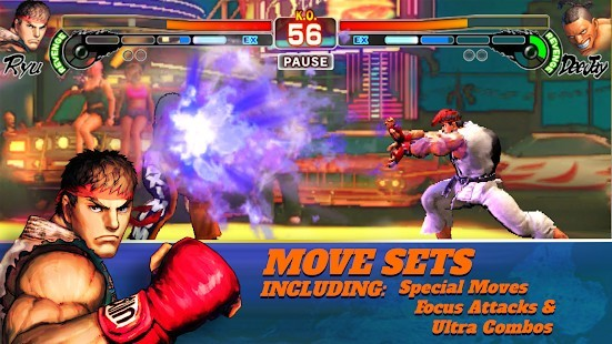Street Fighter IV Champion Edition Hileli MOD APK [v1.03.03] 5