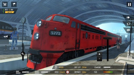 Train Simulator PRO 2018 Full Para Hileli MOD APK [v1.5] 4