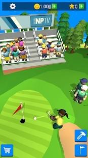 Idle Golf Club Manager Tycoon Para Hileli MOD APK [v0.9.0] 2