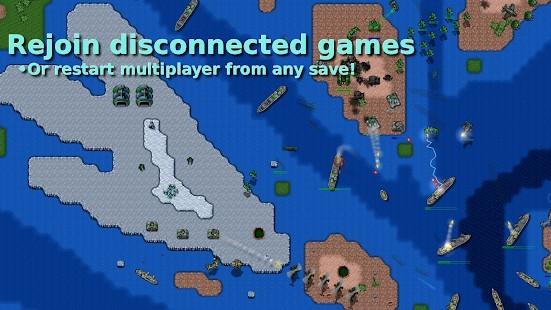 Rusted Warfare RTS Strategy Premium Full Hilesiz MOD APK [v1.15p4] 2