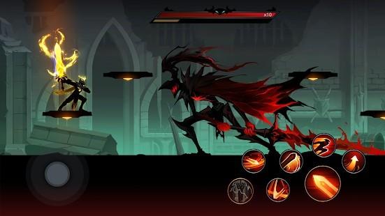 Shadow Knight Ölümcül Aksiyon RPG Mega Hileli MOD APK [v1.6.32] 6