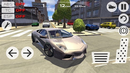Extreme Car Driving Simulator Para Hileli MOD APK [v5.3.0] 1
