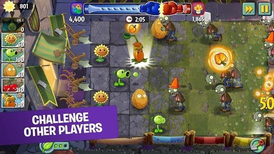 Plants vs Zombies 2 v9.1.1 Para Hileli MOD APK 3