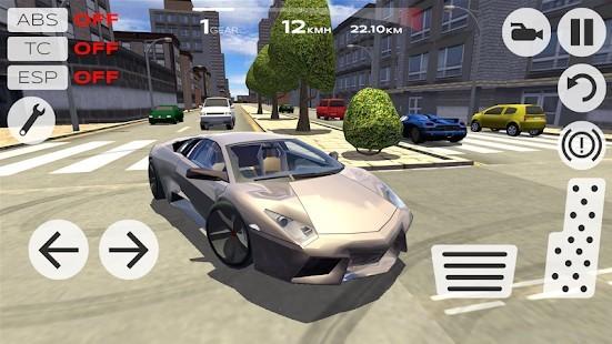 Extreme Car Driving Simulator Para Hileli MOD APK [v6.0.5] 1
