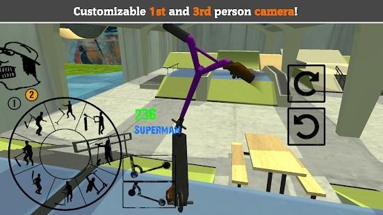 Scooter FE3D 2 - Freestyle Extreme 3D Hileli MOD APK [v1.34] 5