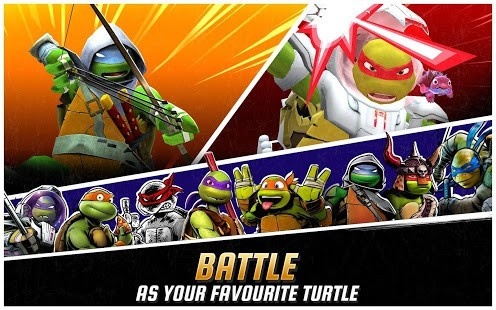 Ninja Turtles Legends Para Hileli MOD APK [v1.16.5] 2