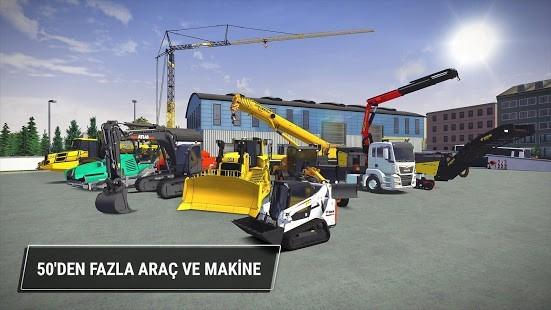Construction Simulator 3 Para Hileli MOD APK [v1.2] 6