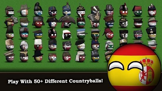 Countryball Avrupa 1890 Para Hileli MOD APK [v2.6] 6