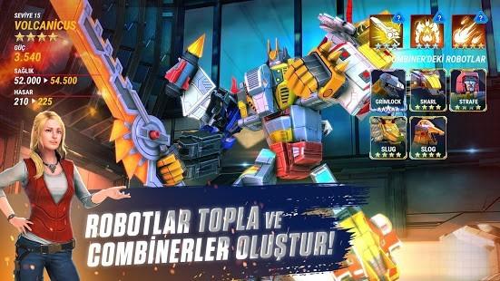 TRANSFORMERS Earth Wars Mega Hileli MOD APK [v15.2.1.567] 3