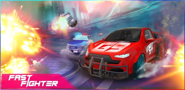 Fast Fighter Racing to Revenge Para Hileli MOD APK [v1.0.0] 2