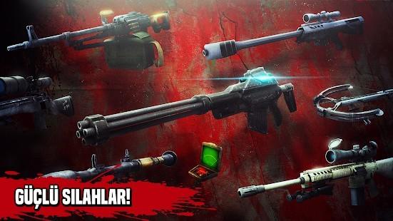 Zombie Hunter Sniper Para Hileli MOD APK [v3.0.33] 3