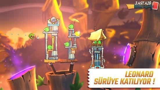 Angry Birds 2 Para Hileli MOD APK [v2.58.0] 2
