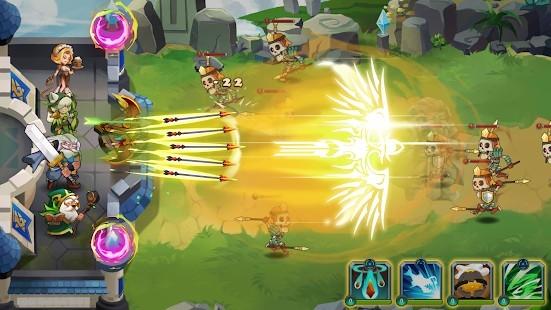 Castle Defender Para Hileli MOD APK [v1.8.3] 3