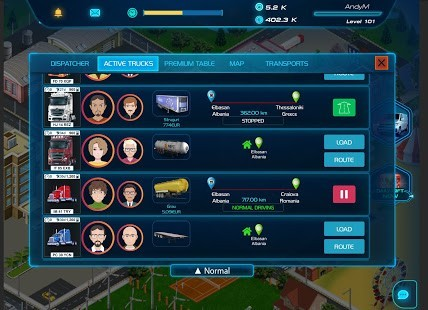 Virtual Truck Manager 2 Hileli MOD APK [v1.0.10] 4