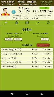 Football Agent - Futbol Temsilcisi Para Hileli MOD APK [v1.16.1] 6