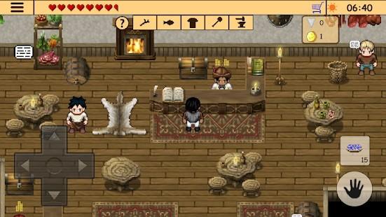 Survival RPG 3: Lost in Time Para Hileli MOD APK [v1.2.3] 3