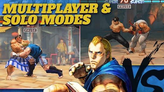 Street Fighter IV Champion Edition Hileli MOD APK [v1.03.03] 2