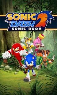 Sonic Dash 2 Para Hileli MOD APK [v2.5.0] 6