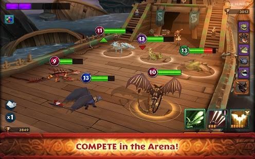 Dragons Rise of Berk Rün Hileli MOD APK [v1.59.4] 4