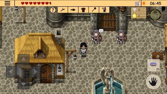 Survival RPG 3: Lost in Time Para Hileli MOD APK [v1.2.3] 1