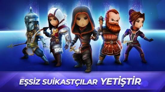Assassins Creed Rebellion Ölümsüzlük Hileli MOD APK [v3.0.2] 7