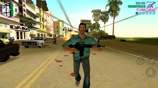 GTA Vice City v1.09 MOD APK (Sınırsız Para) 3