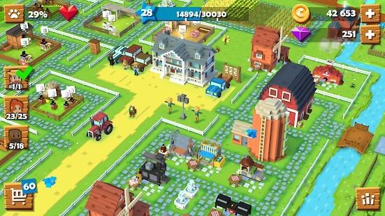 Blocky Farm Para Hileli MOD APK [v1.2.86] 1
