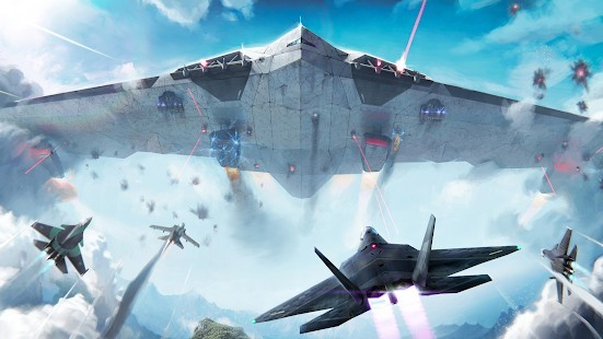 Modern Warplanes Mermi Hileli MOD APK [v1.19.0] 5
